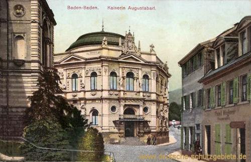 Baden-Baden, Kaiserin Augustabad