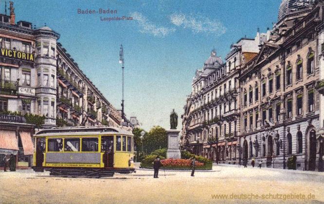 Baden-Baden, Leopolds-Platz