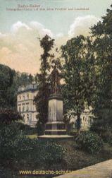 Baden-Baden, Totengräber-Statue