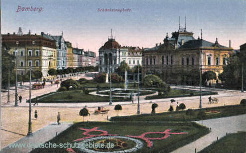 Bamberg, Schönleinplatz