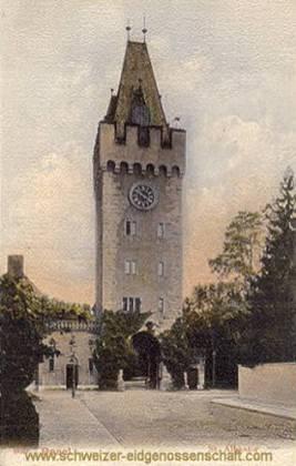 Basel, St. Albantor