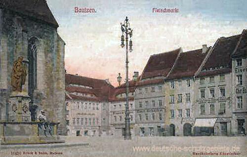 Bautzen, Fleischmarkt