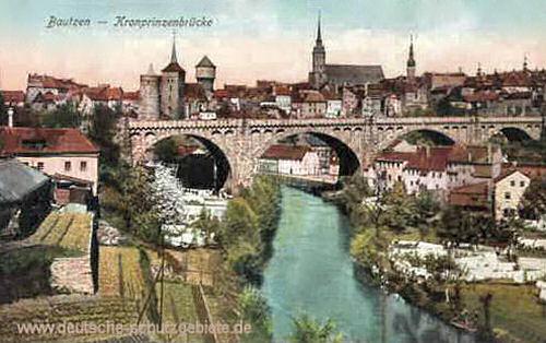 Bautzen, Kronprinzenbrücke