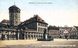 Bayreuth, Partie am alten Schloss