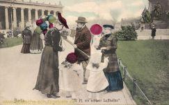 Berlin, 10 Pfennig ein schöner Luftballon