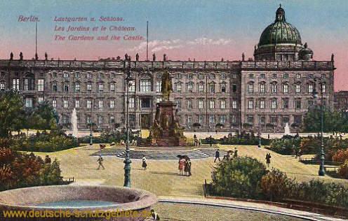 Berlin, Lustgarten und Königliches Schloss