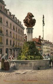 Bern, Bärenbrunnen