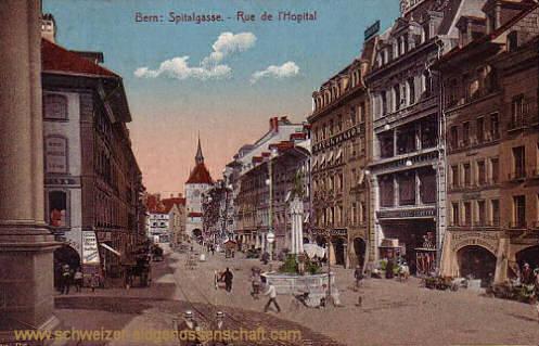 Bern, Spitalgasse
