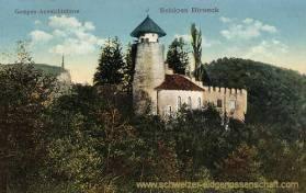 Gempen-Aussichtsturm, Schloss Birseck