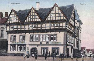 Blomberg, Rathaus