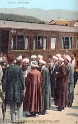 Bosnien, Türkische Mekkapligerer