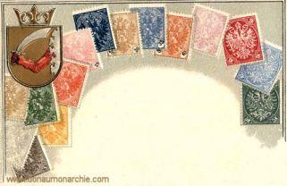 Bosnische Briefmarken
