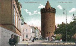 Brandenburg a. H., Am Steintor-Turm