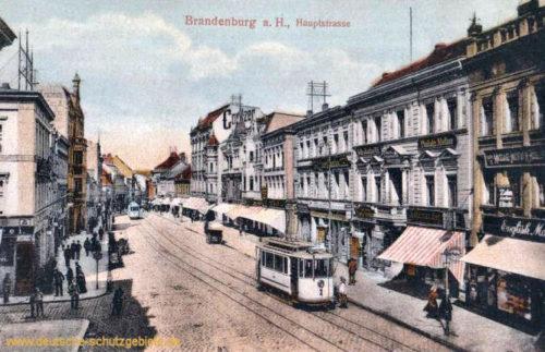 Brandenburg, Hauptstraße