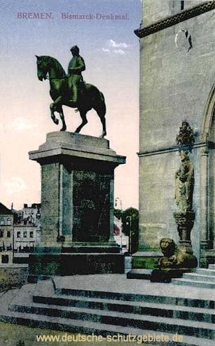 Bremen, Bismarck-Denkmal