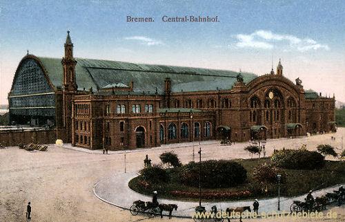 Bremen, Central-Bahnhof