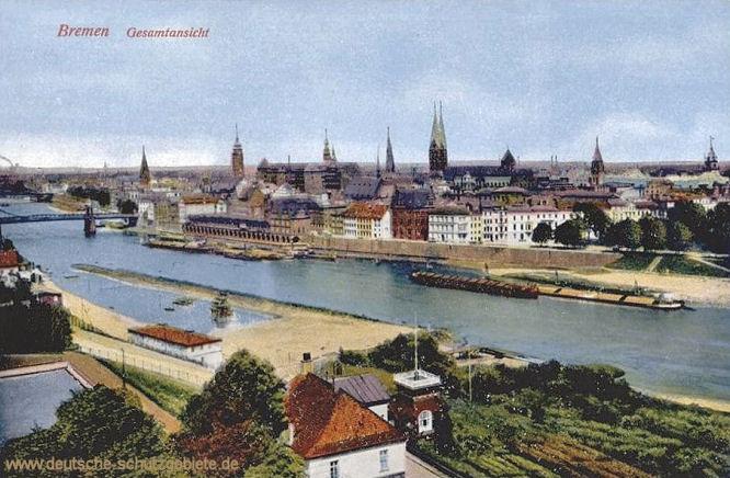 Bremen, Gesamtansicht