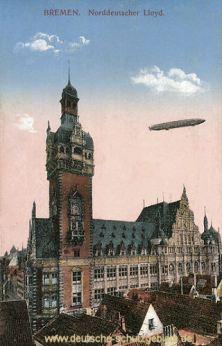 Bremen, Norddeutscher Lloyd