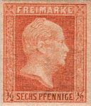 Preussen, 6 Pfennige