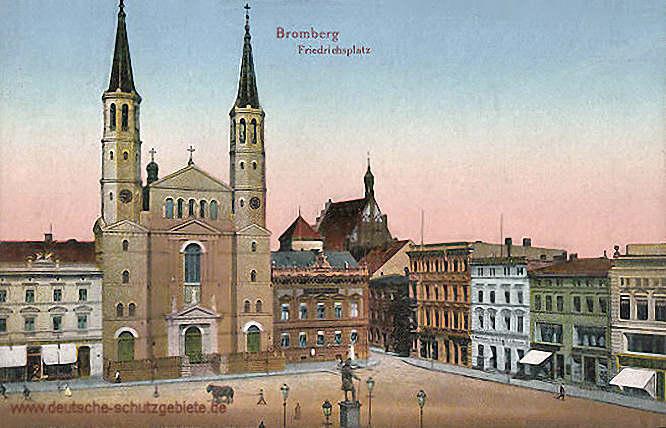 Bromberg, Friedrichsplatz