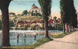 Buchs, Schloss und Städtchen Werdenberg