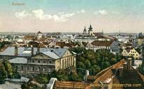 Budweis, Stadtansicht