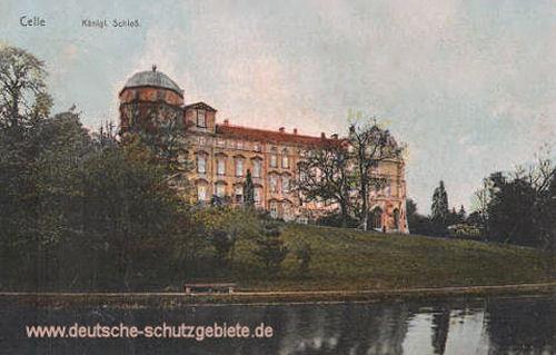 Celle, Königliches Schloss