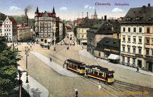 Chemnitz, Falkeplatz