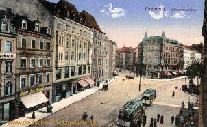 Chemnitz, Johannisplatz