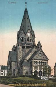 Chemnitz, Lutherkirche