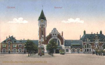 Colmar, Bahnhof