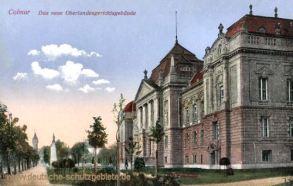 Colmar, Oberlandesgericht