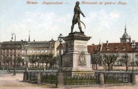 Colmar, Rappdenkmal