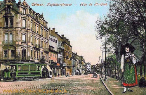 Colmar, Rufacherstraße