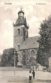 Corbach, St. Kilianskirche