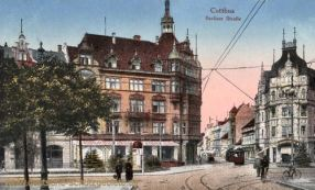 Cottbus, Berliner Straße