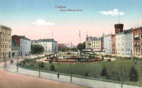 Cottbus, Kaiser-Wilhelm-Platz