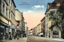 Cottbus, Spremberger Straße