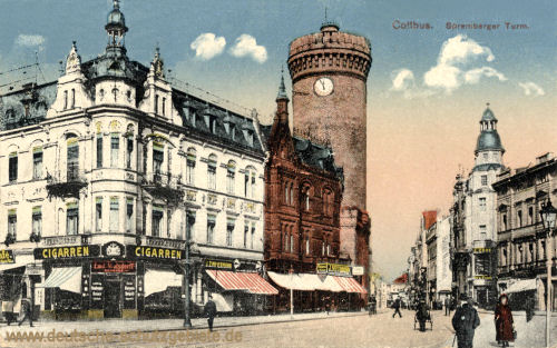 Cottbus, Spremberger Turm