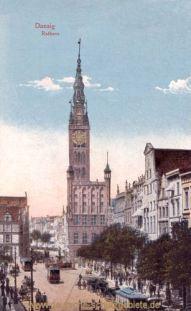 Danzig, Rathaus
