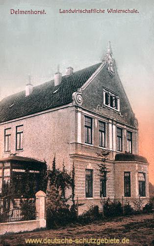 Delmenhorst, Landwirtschaftliche Winterschule