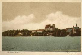 Deutsch-Eylau, Partie am See