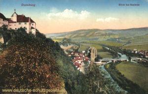 Dornburg, Blick ins Saaletal