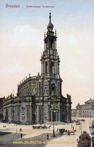 Dresden, Katholische Hofkirche