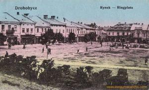 Drohobycz, Ringplatz