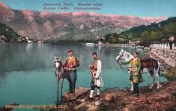 Ragusa, Ombla, Nationaltrachten