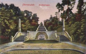 Eberswalde, Moltketreppe