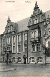 Eberswalde, Rathaus