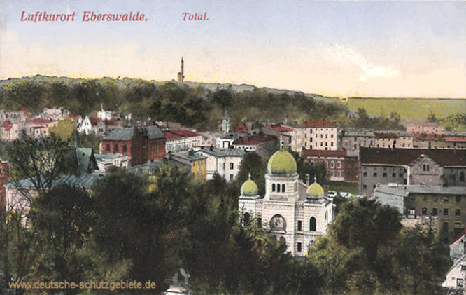 Eberswalde, Total