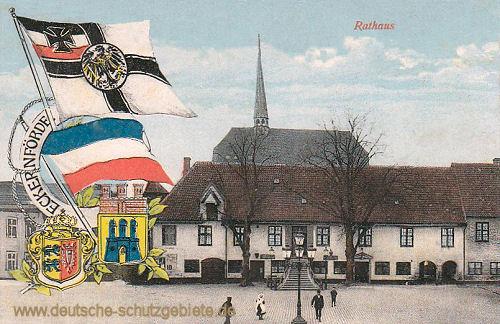 Eckernförde, Rathaus